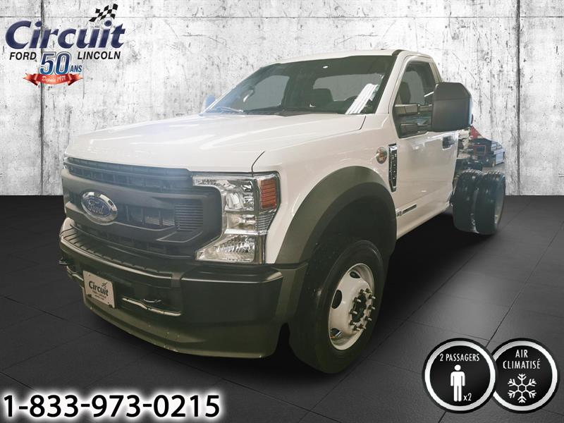 Ford F-550 1