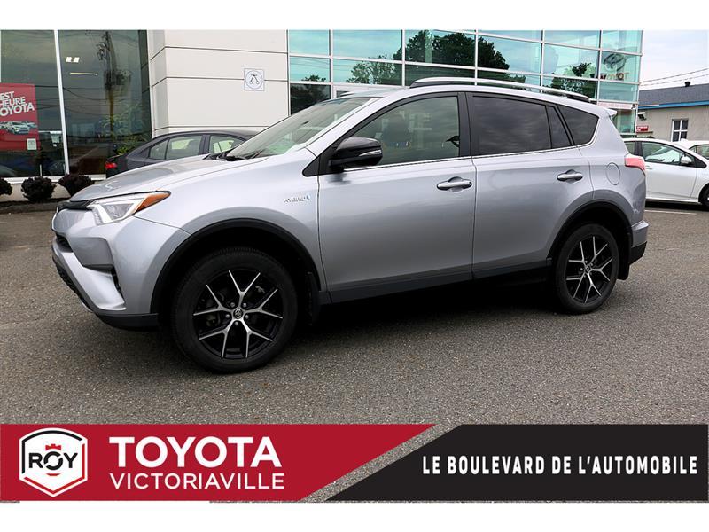 toyota RAV4 hybride 2018 - 1
