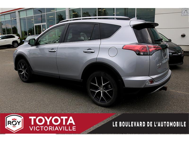 toyota RAV4 hybride 2018 - 4