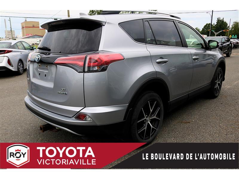 toyota RAV4 hybride 2018 - 7