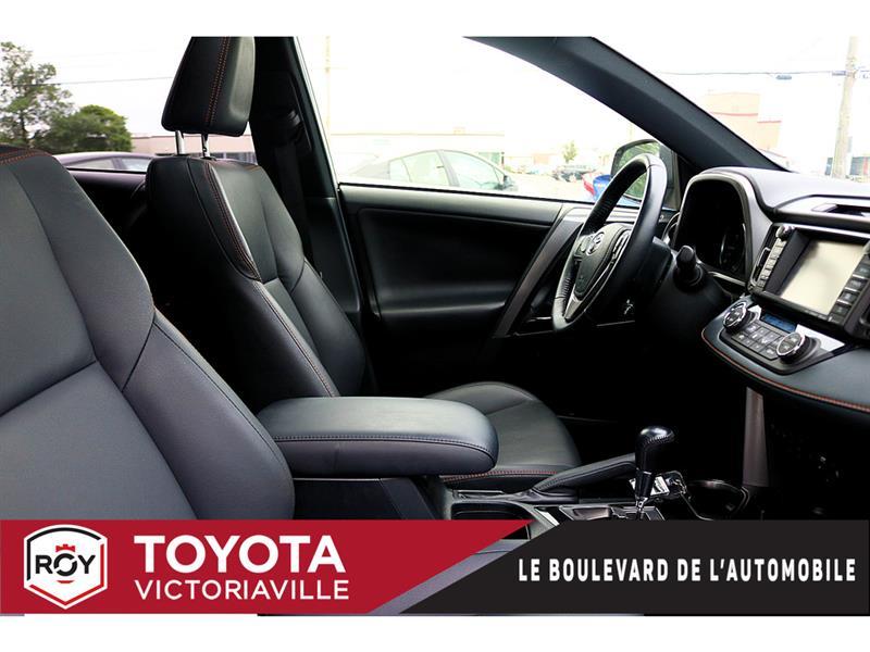 toyota RAV4 hybride 2018 - 12