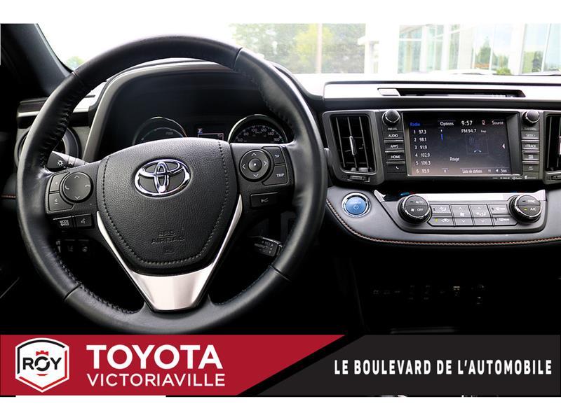 toyota RAV4 hybride 2018 - 14