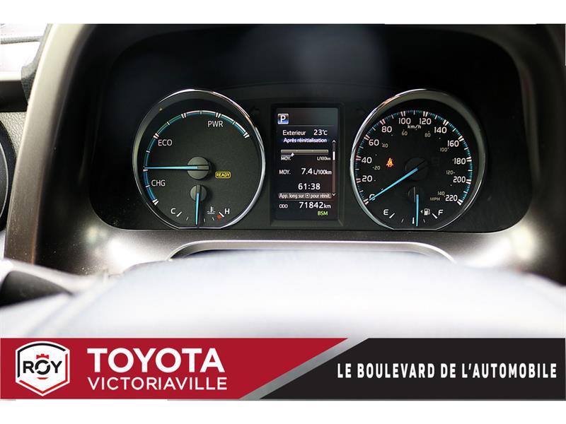 toyota RAV4 hybride 2018 - 17