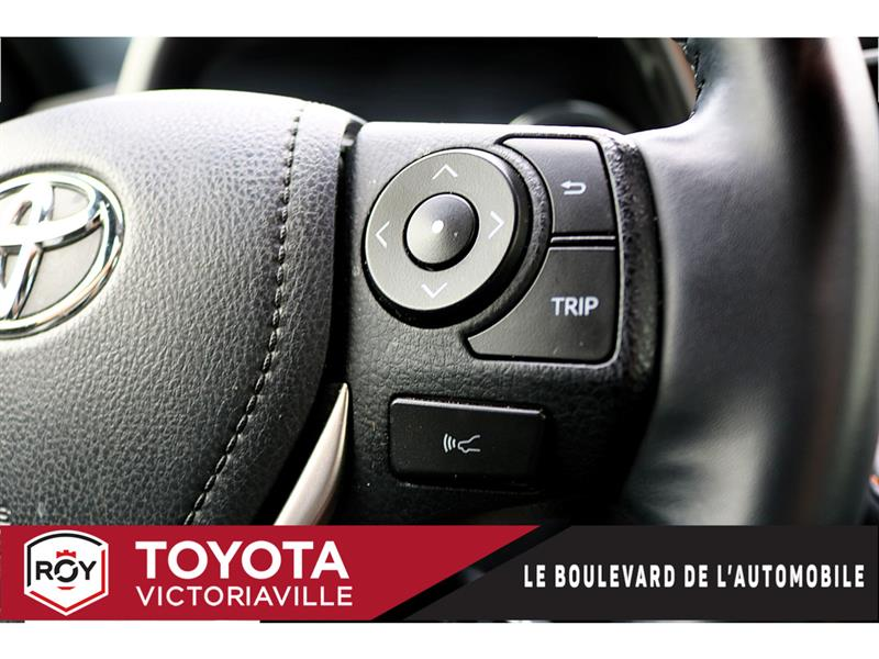 toyota RAV4 hybride 2018 - 19