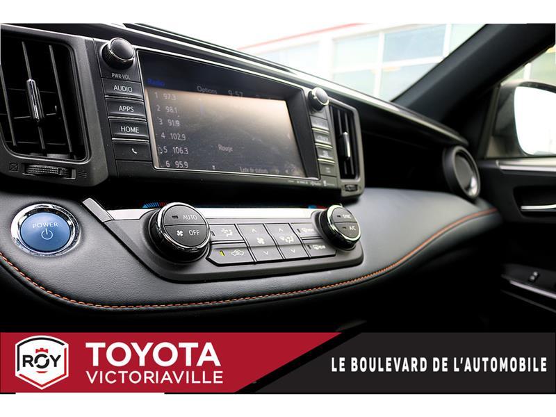 toyota RAV4 hybride 2018 - 21