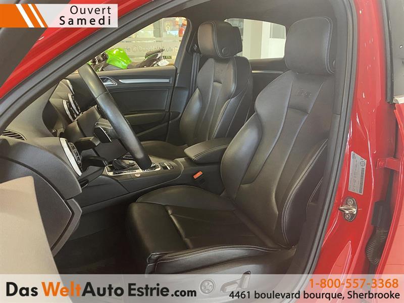 Audi S3 Sedan 8