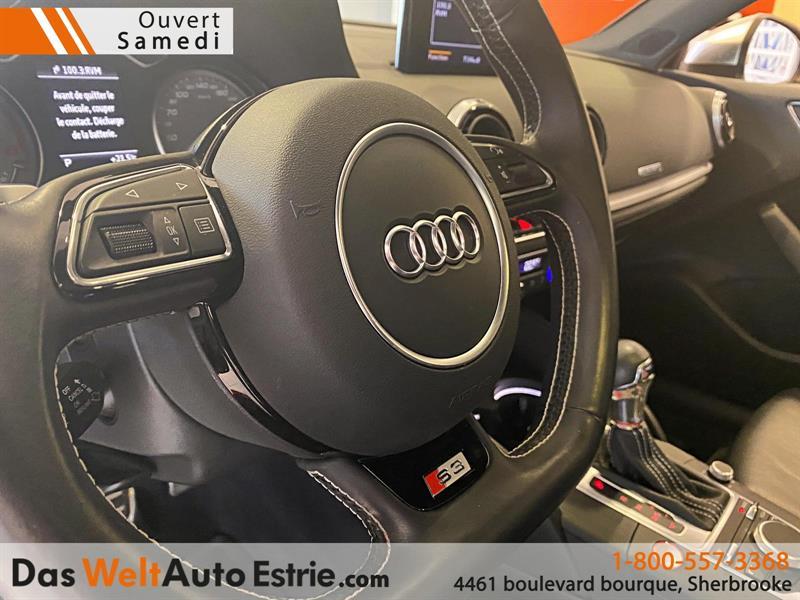 Audi S3 Sedan 11