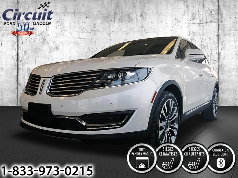 Lincoln MKX 2017 LNCOLN MKX RESERVE AWD 2017, T