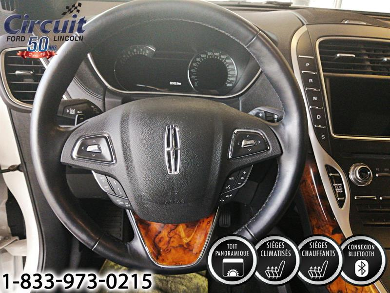 Lincoln MKX 10