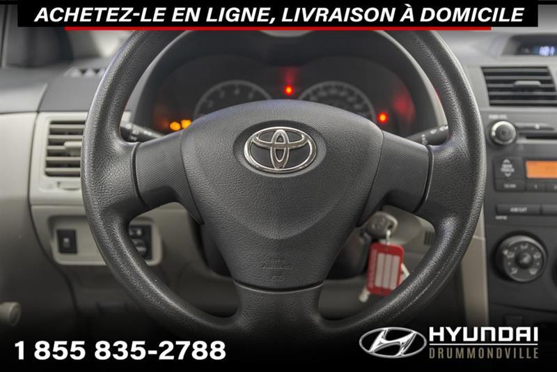 toyota Corolla 2012 - 17