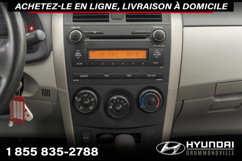 toyota Corolla 2012 - 20