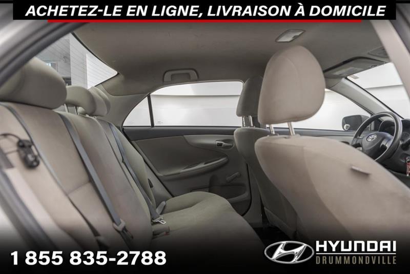 toyota Corolla 2012 - 22