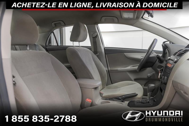 toyota Corolla 2012 - 24