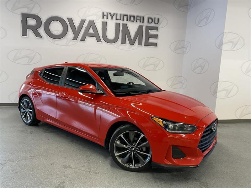 Hyundai Veloster 2020 Garantie/