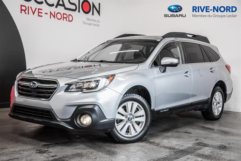 Subaru Outback 2018 Touring TOIT.OUVRANT+MAGS+SIEG