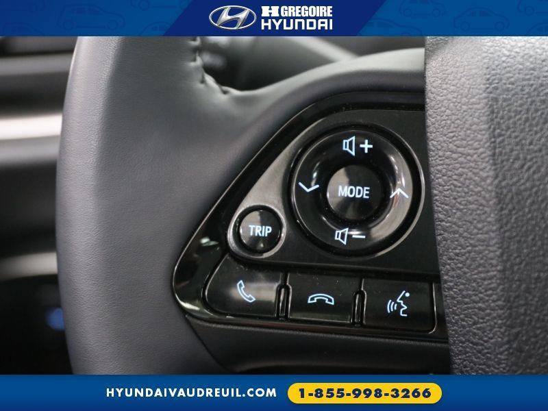 toyota Prius 2020 - 21