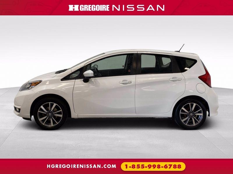 Nissan Versa Note 5