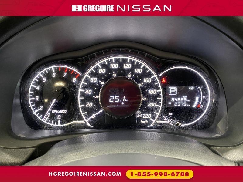 Nissan Versa Note 22