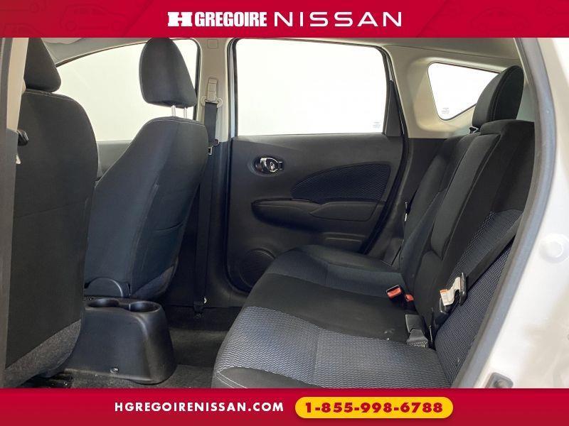 Nissan Versa Note 29