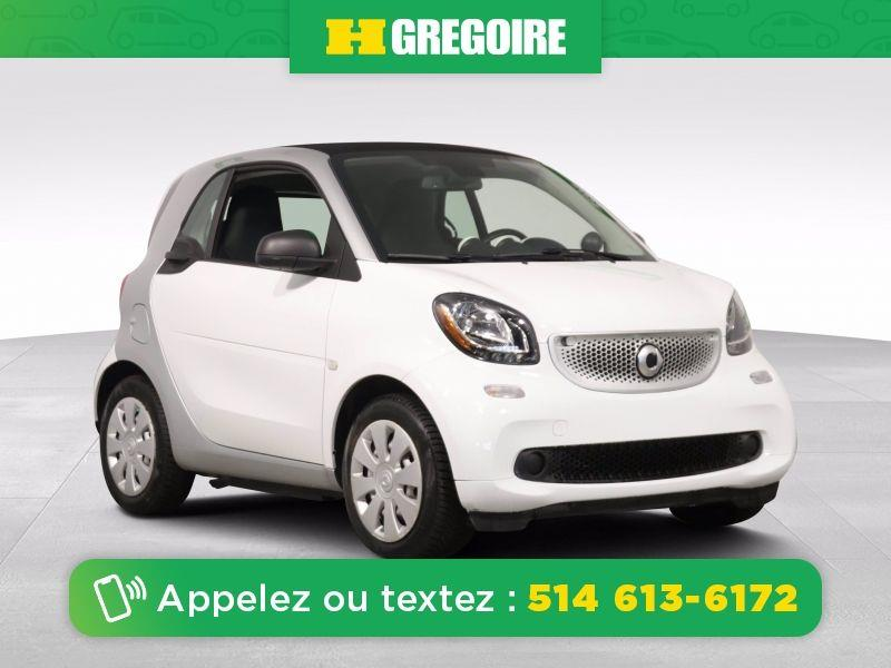 2018 Smart Fortwo