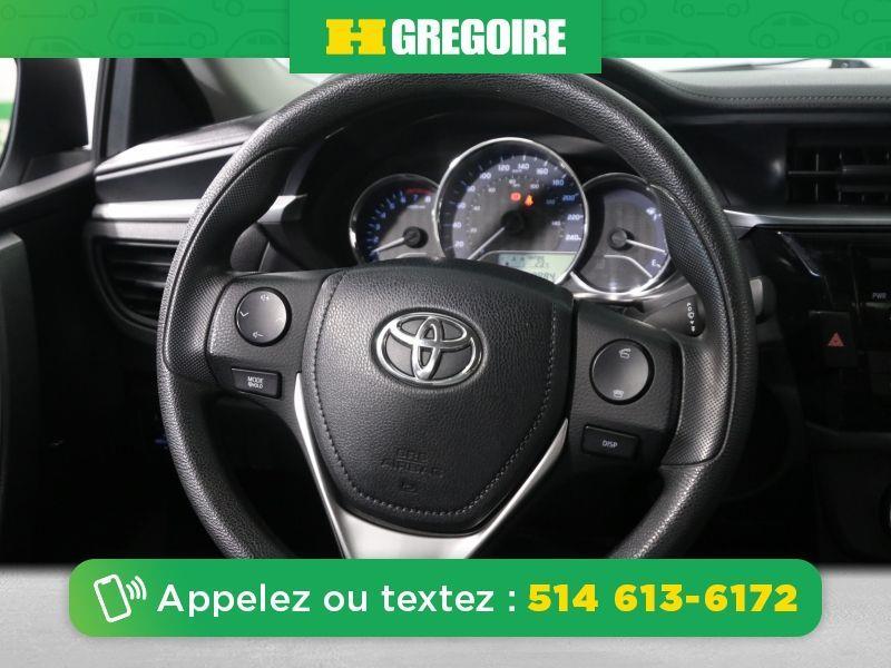 toyota Corolla 2014 - 19
