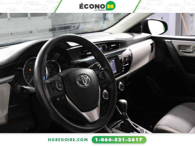 toyota Corolla 2016 - 10