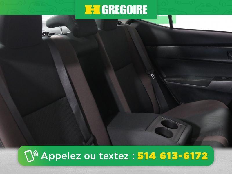 toyota Corolla 2018 - 26