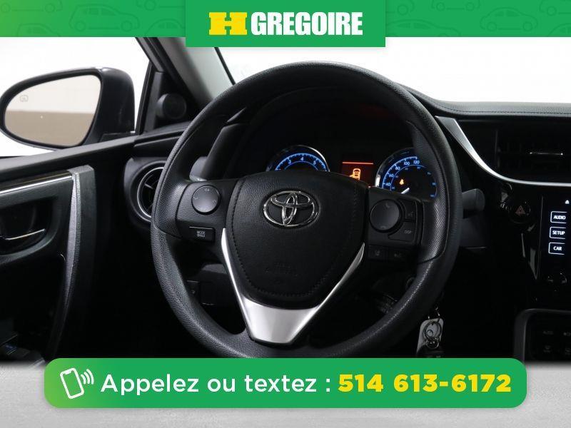 toyota Corolla 2018 - 19