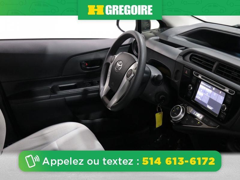 toyota Prius c 2016 - 25