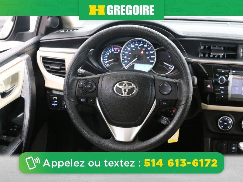 toyota Corolla 2015 - 28