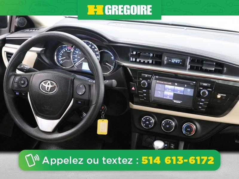 toyota Corolla 2015 - 30