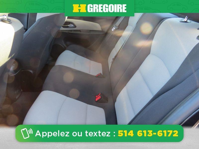 Chevrolet Cruze 22