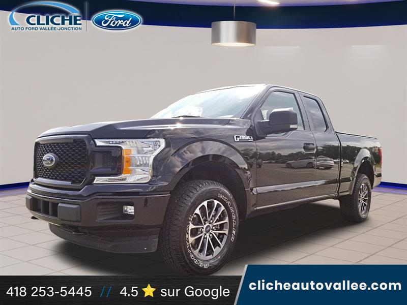 Ford F-150 2019 XLT, SPORT, ECOBOOST, 4X4 ,SUP