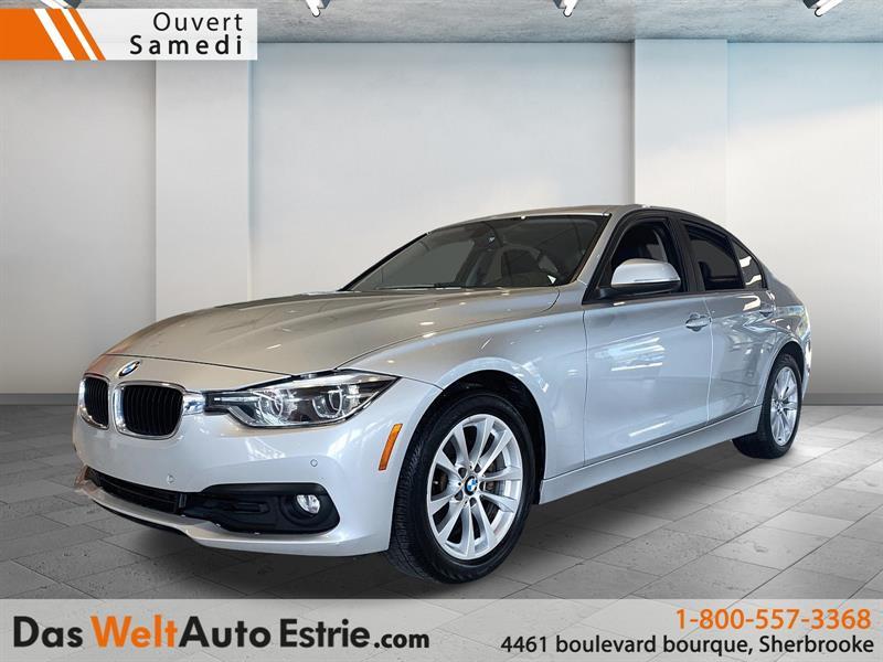 BMW 3 Series Sedan 1