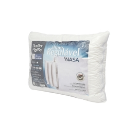 Almohada Viscoelástica Regulable Nasa
