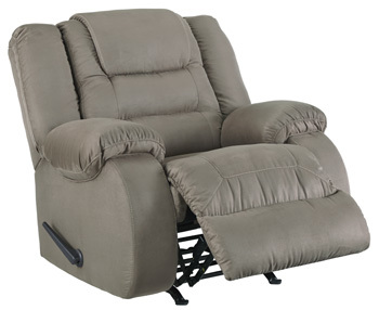 Model: 1010425 | Ashley Rocker Recliner/McCade