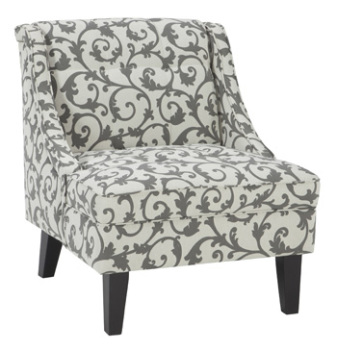 Ashley Accent Chair/Kexlor/Gray
