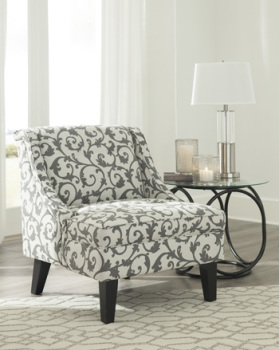 Accent Chair/Kexlor/Gray