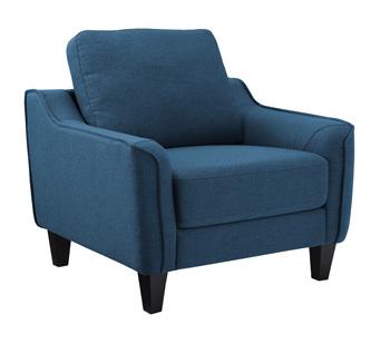 Ashley Chair/Jarreau/Blue