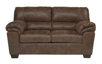 Ashley Loveseat/Bladen/Coffee