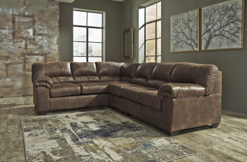 Ashley LAF Sofa/Bladen/Coffee