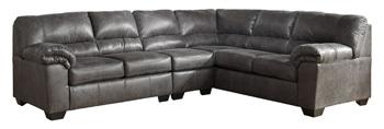 Ashley Armless Chair/Bladen/Slate