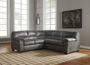 Ashley RAF Sofa/Bladen/Slate
