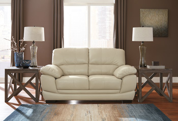 Ashley Loveseat/Fontenot/Cream