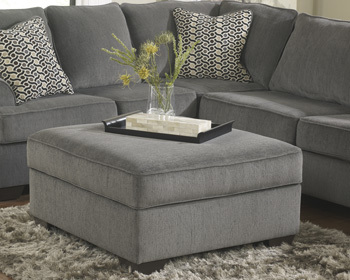 Ashley Ottoman With Storage/Loric