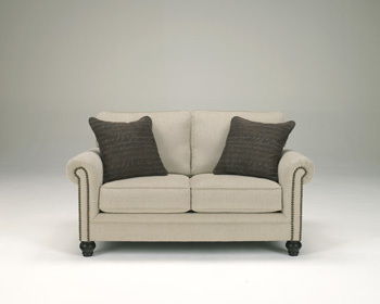 Ashley Loveseat/Milari/Linen