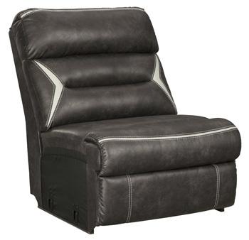 Ashley Armless Chair/Kincord/Midnight