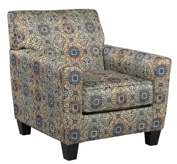 Ashley Accent Chair/Belcampo/Rust