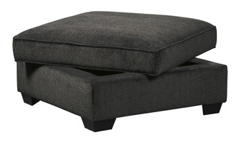 Ashley Ottoman With Storage/Charenton
