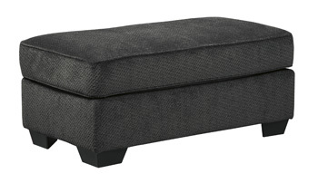 Ashley Ottoman/Charenton/Charcoal